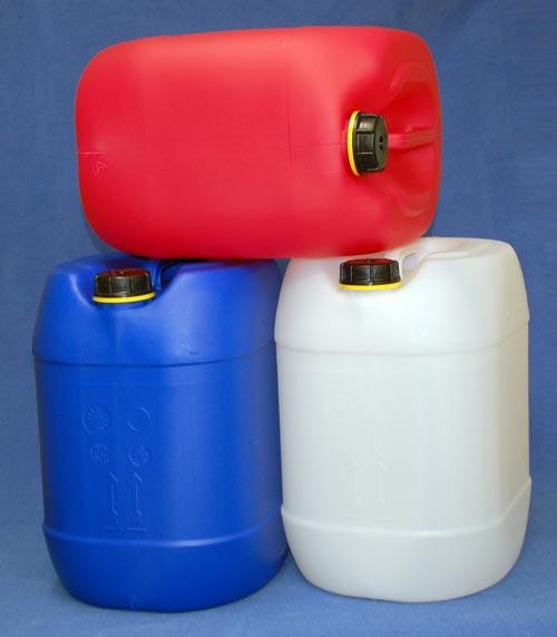30 liter kanister plastekanister wasserkanister auch gro e st ckzahlen neu ebay. Black Bedroom Furniture Sets. Home Design Ideas