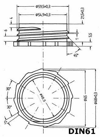 kanister din 51 abdeckung ablauf dusche. Black Bedroom Furniture Sets. Home Design Ideas