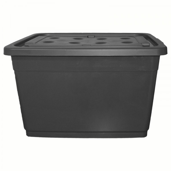 Rollenbox 160 Liter grau