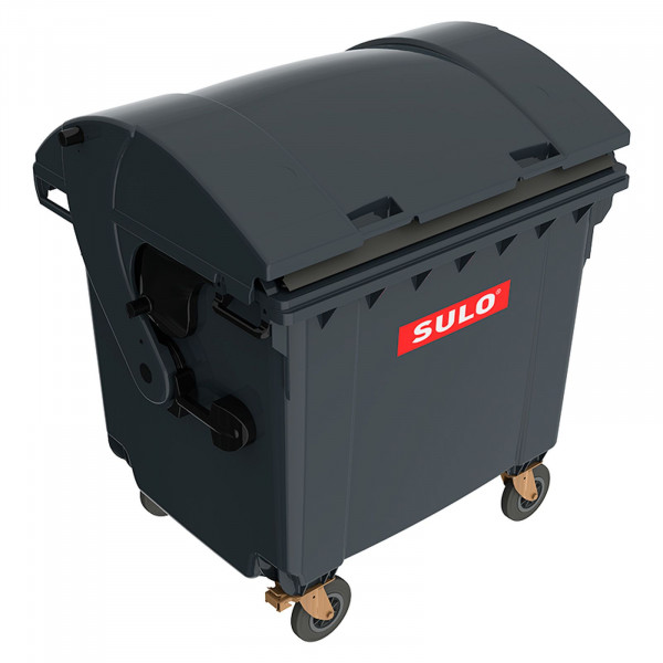 Sulo MGB 1100 mit Runddeckel grau Container