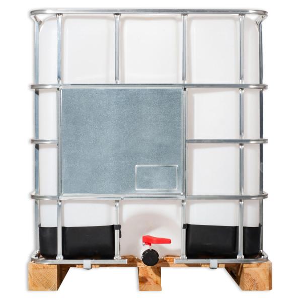 1000 Liter IBC-Behälter Wassertank Container GESPÜLT Regentonne Regenwassertank