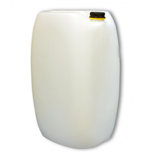 Wasserkanister Mittelgriff 60 Liter natur