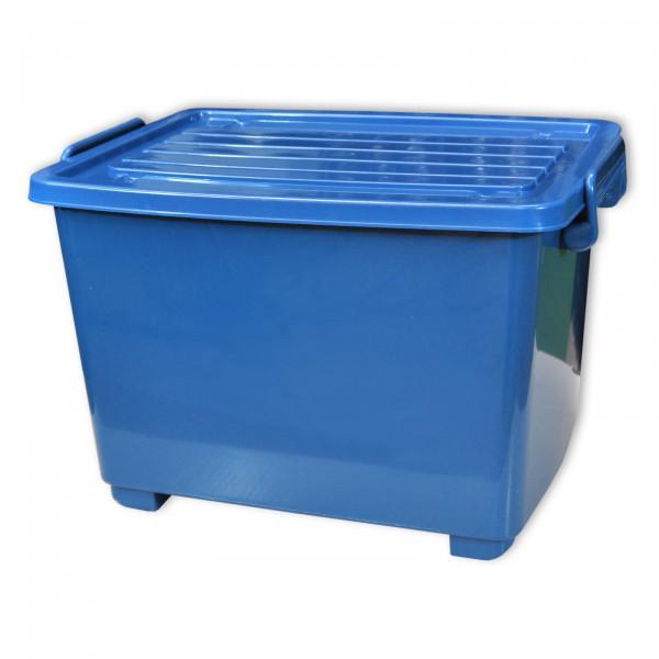 Rollenbox 18 Liter blau
