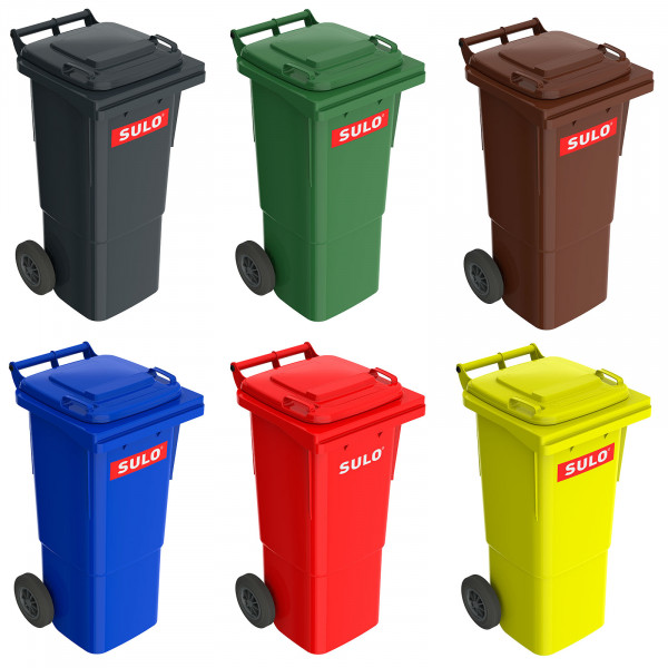 SULO MGB 60 Liter Mülltonnen