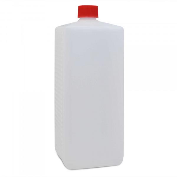 Vierkantflasche Weithals 1000ml