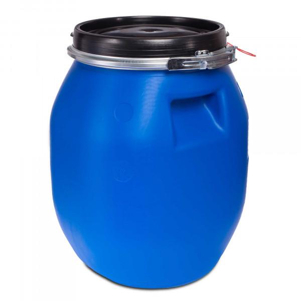 30 Liter Deckelfass 46 cm hoch