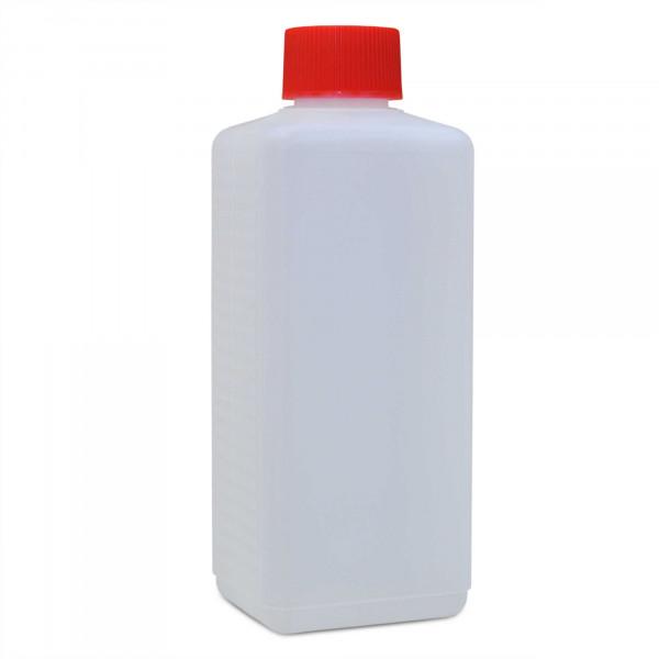 Vierkantflasche Weithals 250ml