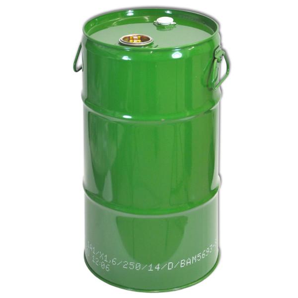 Spundfass 30 Liter grün