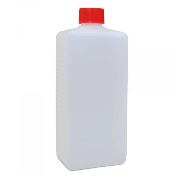 Enghals Flaschen mit Schraubverschluss