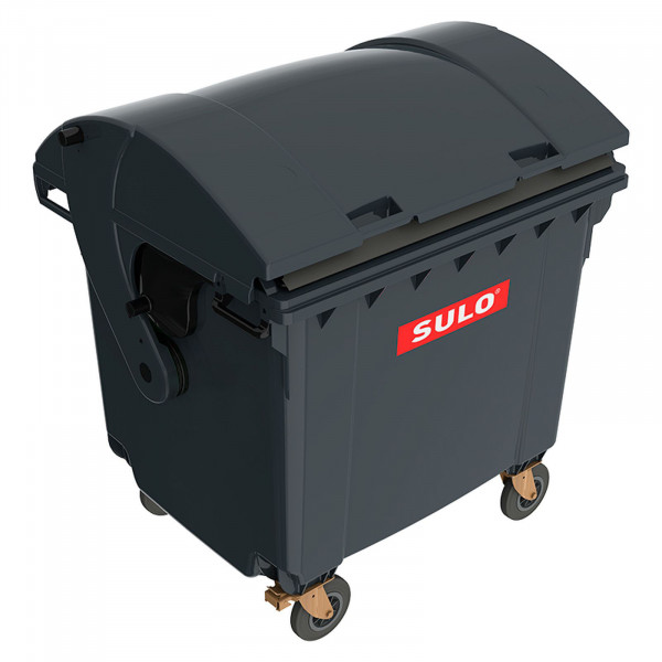 Sulo MGB 1100 mit Runddeckel