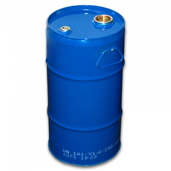Spundfass 30 Liter blau