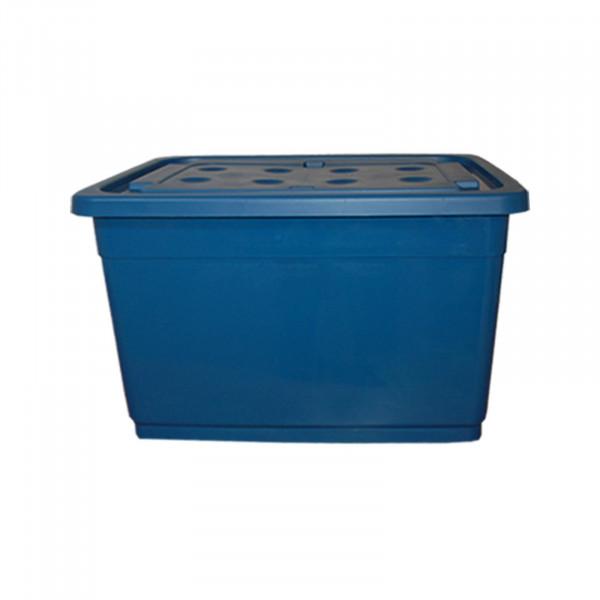 Rollenbox 90 Liter blau