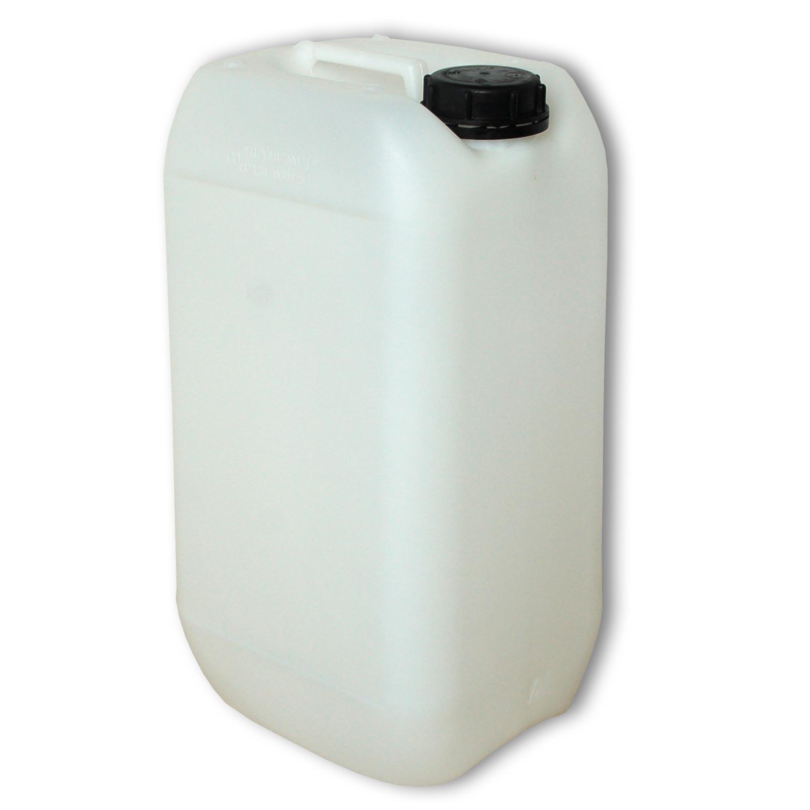 3 x 15 L Kanister Ausgießer flexibel Wasserbehältnis stapelbar lebensmittelecht