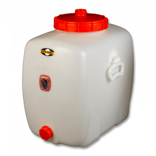 Mostfass 60 Liter oval