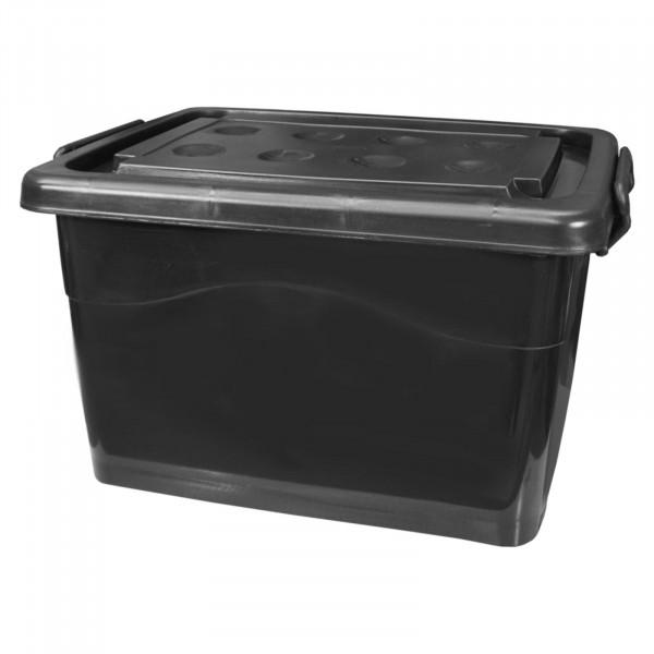 Rollenbox 40 Liter grau