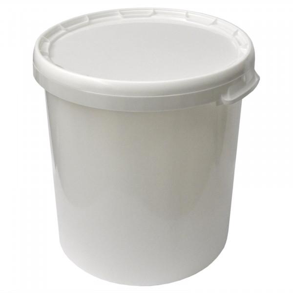 Eimer mit Deckel 30 Liter