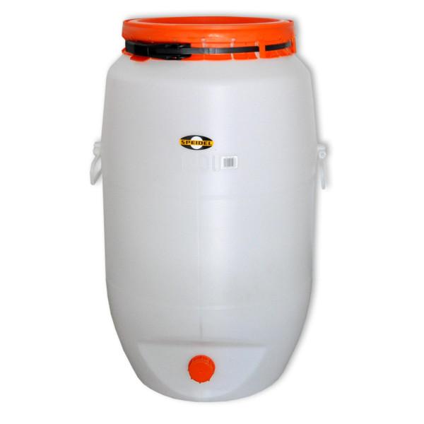 Mostfass 120 Liter rund