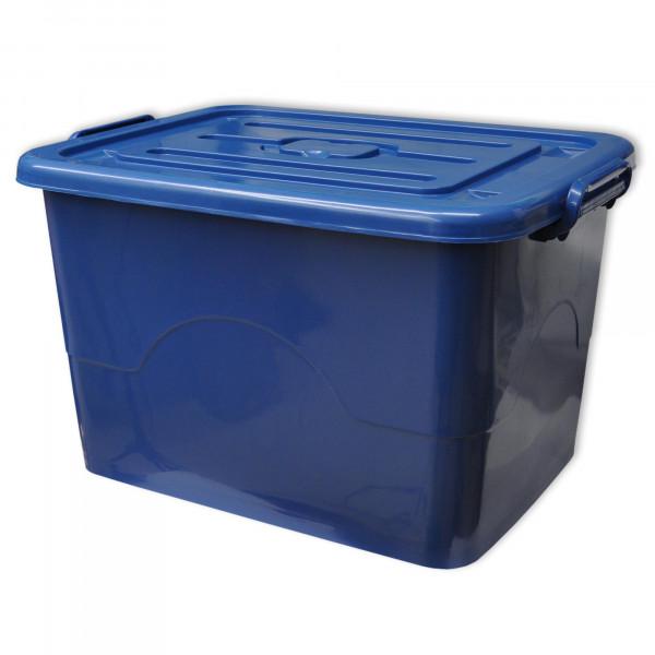 Rollenbox 95 Liter blau
