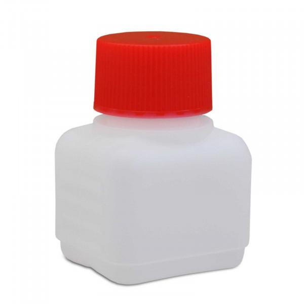 Vierkantflasche Weithals 30ml