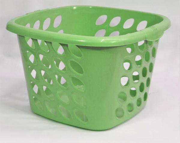 Wäschekorb 18 Liter grün