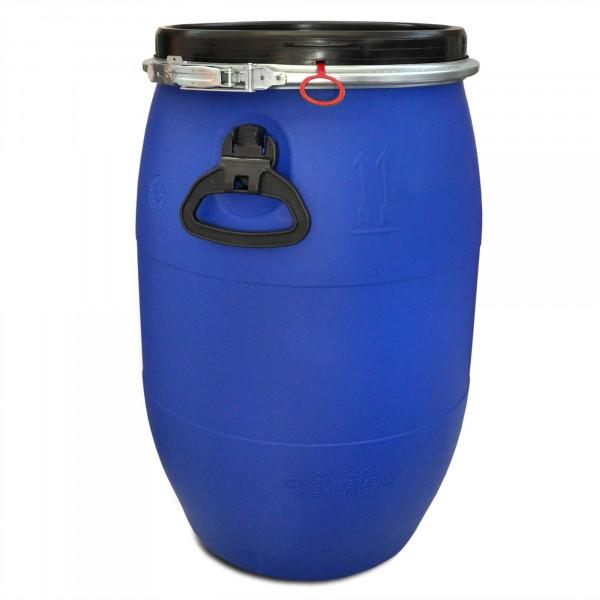 60 Liter Deckelfass