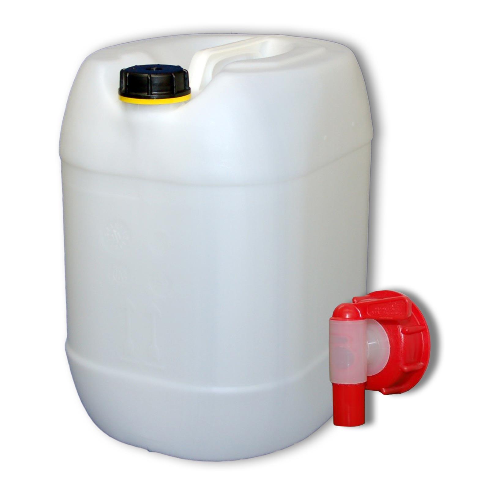 Gut bekannt SET: 30 Liter Kanister mit Hahn KG24