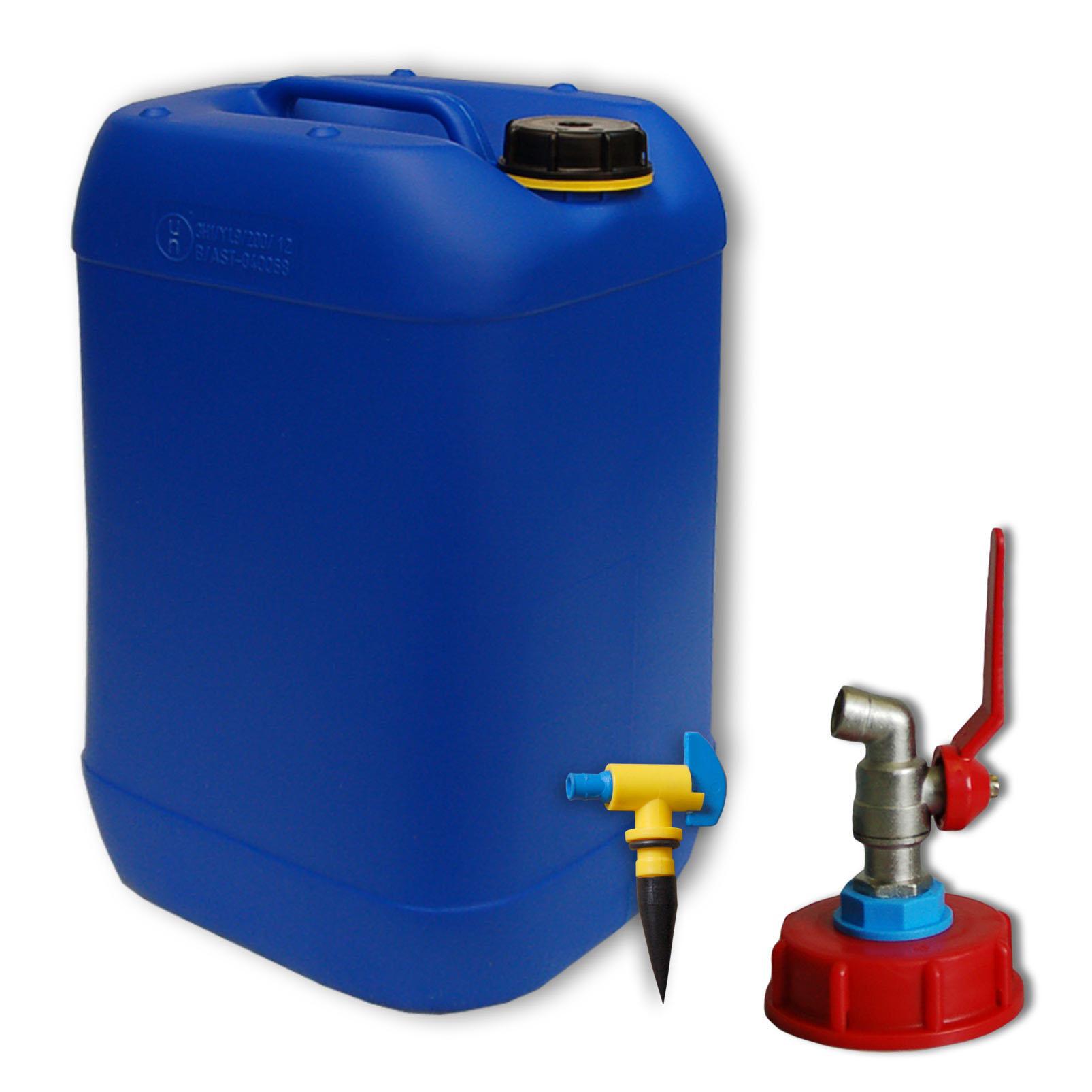 Wundervoll Liter Kanister + MHD61 und Entlüftung SX99