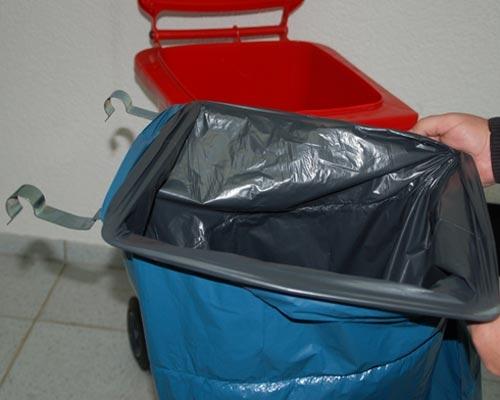 Garbage Bag Retaining Ring Of It13hx