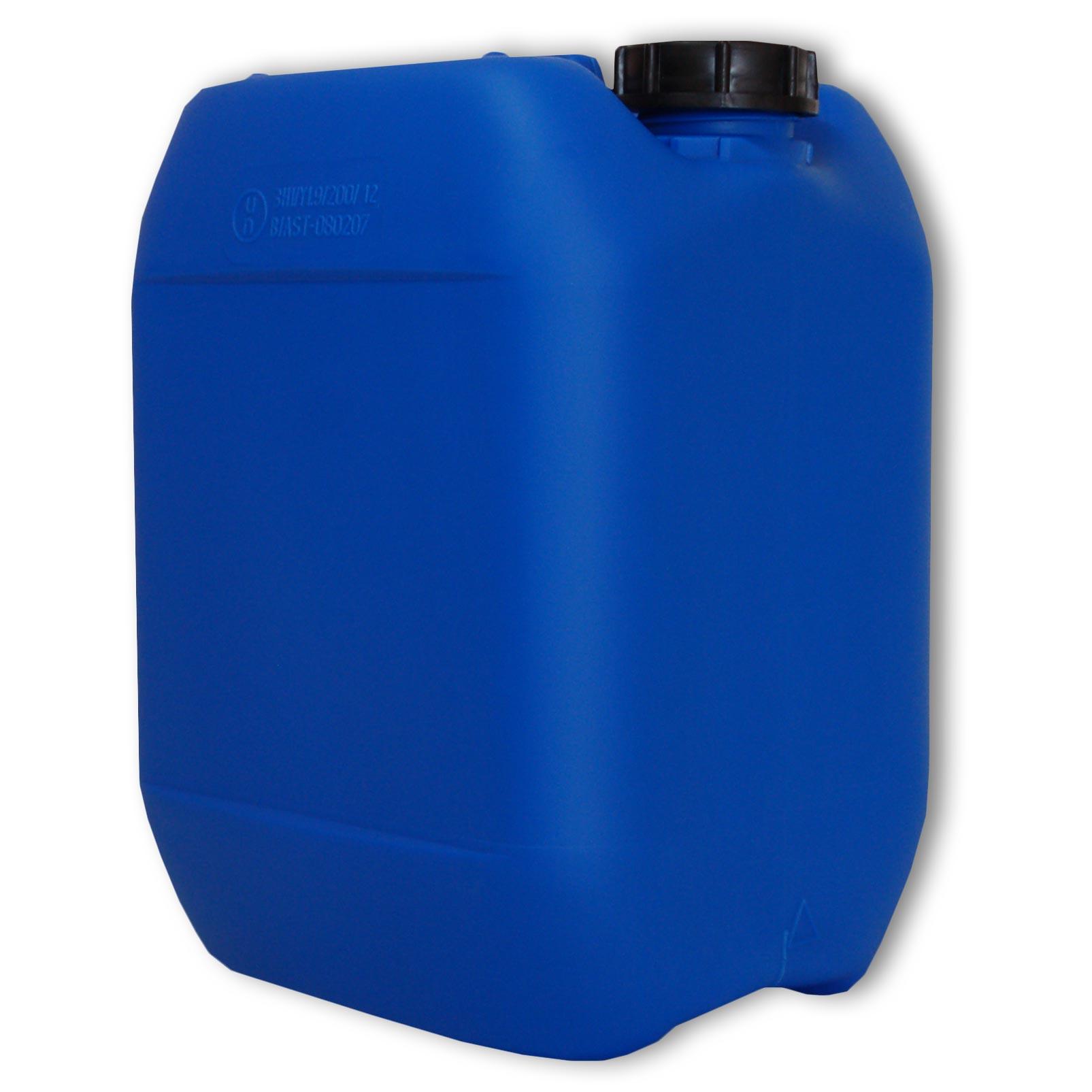 5 x 30 L Kanister Box blau Camping Outdoor für Trinkwasser /& Lebensmittel Hahn