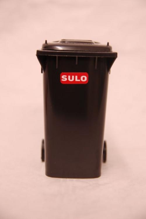 4x mini container sulo 120l gris pot crayons vide poche jouet 4x22107 - Fabricant maison container ...